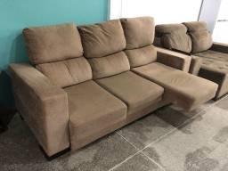 Sofá Retratil e reclinável 2.25cm