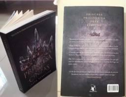 Livro Princesa das Cinzas em ótimo estado