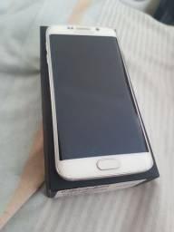 Samsung S6 edge Branco
