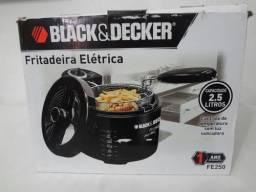 Fritadeira Elétrica Nova na Caixa