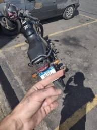 Vendo moto fan 2006 doc 2020 recibo em branco