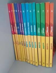 Livros do 6 e 7 ano de Escolas Adventistas Completo