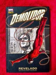 Marvel Deluxe - Demolidor: Revelado (usado)