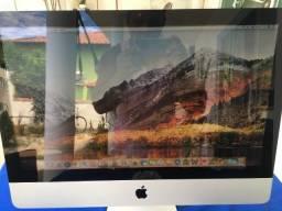 "iMac Apple 21,5"" - Intel Core i3 - A1311 - Meados 2010 - Funcionando perfeitamente!!!"