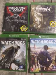 Jogos Xbox one barbada