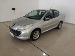 Peugeot 207 sedan 1.6 passion automático 2010/11
