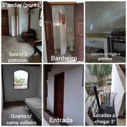 Alugo apartamentos em Garatucaia(angra dos Reis)