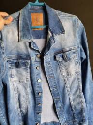 Jaqueta jeans polo usada 1x