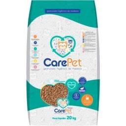 Granulado higiênico 20kg para gatos
