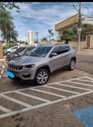 Título do anúncio: Jeep Compass Longitude - 8 mil km, sem detalhes, com engate reboque.