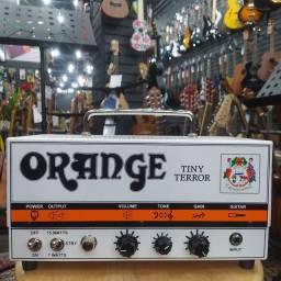 Cabeçote Orange Tiny Terror 15w