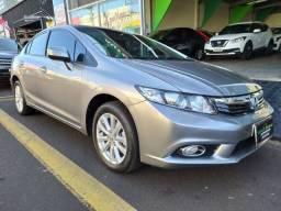 Honda Civic 2.0 LXR 14/14 Automático. Vendo Troco Financio