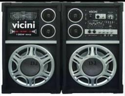 Caixa Amplificadora Vicini 7200