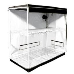 Estufa Clonebox alemão para clones em cultivo indoor growroom
