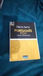 Livros português para concurso