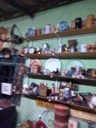 Itens antigos e colecionaveis