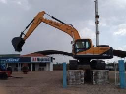 Escavadeira Hyundai 220