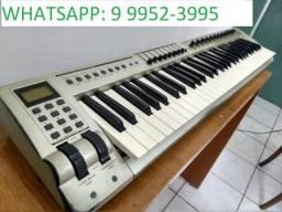 Teclado Controlador 61 teclas M-Audio Evolution MK-461C