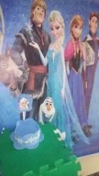Kit festa Frozen 100