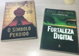 2 Livros Dan Brown