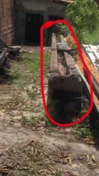 Estrutura pré-moldado Concreto 10mts