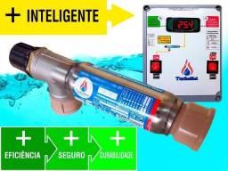 Aquecedor de Piscina 40.000Lts 220V/380V