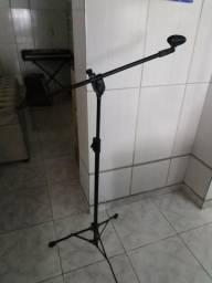 Pedestral de microfone sem fio