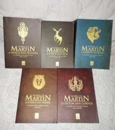 Guerra dos Tronos (Edição Pocket   5 Livros)