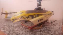 Helicoptero blade 400 + peças