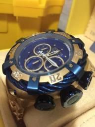 Relógio Invicta thunderbolt - Azul