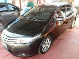 Honda City Ex automático - 2011