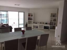 Apartamento com 3 dormitórios à venda, 123 m² por R$ 500.000