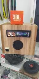Rádios Napoli novos com usb