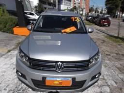 Vw - Volkswagen Tiguan TSI 2.0 C/ 10 AIR bags financio até 100% ou troco - 2013
