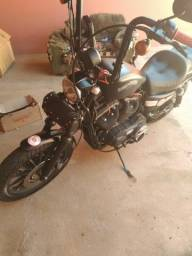 Harley-davidson Xl - 2010 comprar usado  Bauru