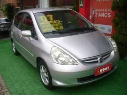 FIT 1.5 EX AUTOMÁTICO -  2007 - STAR VEÍCULOS - 2007