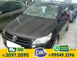 Volkswagen Gol 1.0 mi g.v preto 2011 - 2011