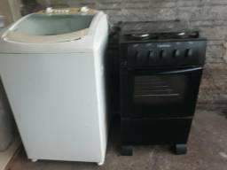Fogão- Máquina de lavar