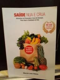 Ótimo livro sobre alimentação e saúde!