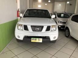Nissan/ Frontier XE ano 2013 completa placa A - 2013