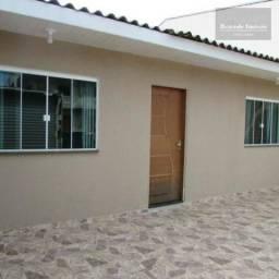 F-CA0367 Excelente Casa 3 Dormitórios com Edícula no Fazendinha 280 mil