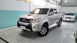 Hilux SRV 4X4 Diesel Ipva 2020 Grátis - 2010