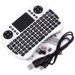 Mini Teclado sem fio Para TV Box ou Tv smart ( Entrega grátis)