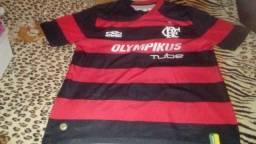 Camisa do flamengo autografada por todos os jogadores do flamengo em 2009 4de35c52c0783