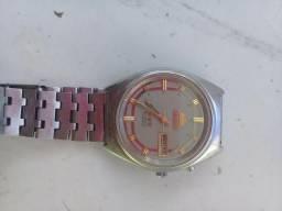 Relógio original Oriente automático semi Novo funciona perfeitamente com  garantia 086a57d7fc