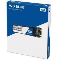 Blue M.2 Ssd M.2 250GB * 3 Anos Garantia*Nota Fiscal (LOJA)