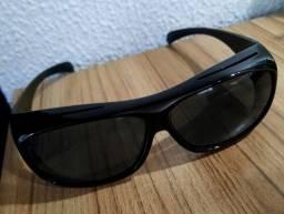 Óculos para bike Masculino grande - NOVO