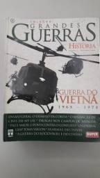 Coleção Grandes Guerras - 08 volumes