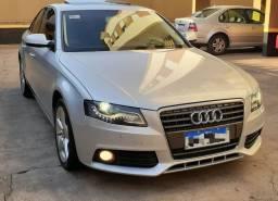 """Audi A4 2.0 Turbo Tfsi 180Cv- Cvt de 8Velocidades""""Novíssima Mesmo""""Confira!"""