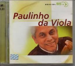 Cd - Dois Cds Bis - Paulinho Da Viola